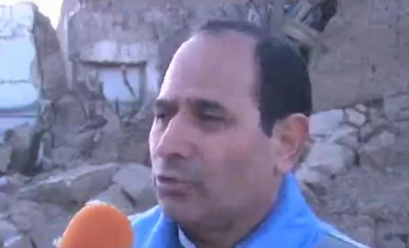 آخرین وضعیت فرمانداری شهرستان سراب از امداد رسانی و بازسازی در مناطق زلزله زده