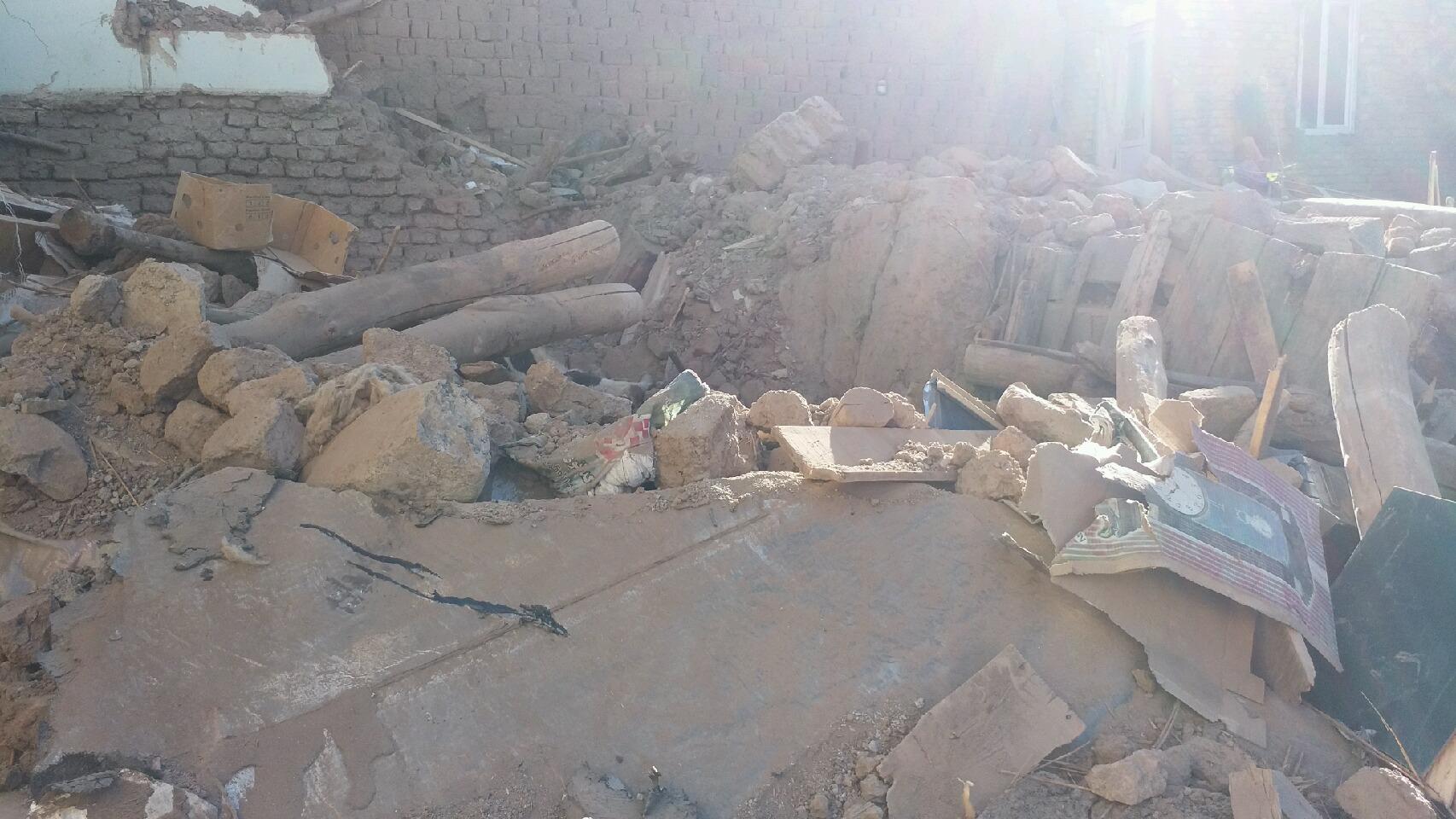 ۱۵ واحد صنفی در منطقه زلزله زده آسیب دیدند
