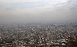 وضعیت کیفیت هوا در البرز