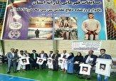 باشگاه خبرنگاران -مسابقات کاراته در هفشجان برگزار شد