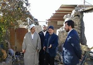 بازدید مدیر کل تبلیغات اسلامی آذربایجانشرقی از مناطق زلزله زده