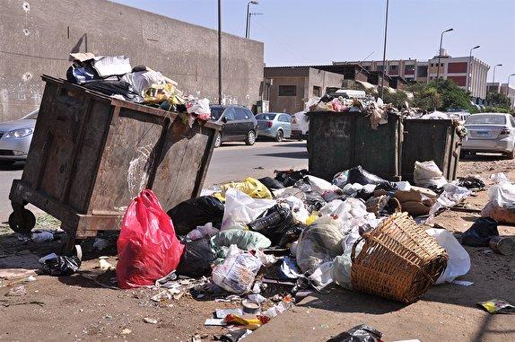 باشگاه خبرنگاران - ۲۵۰۰ نفر در ماران جیرفت در محاصره زبالهها
