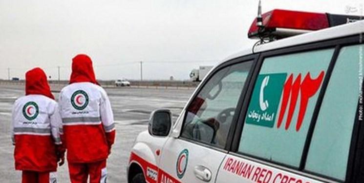 امدادرسانی جمعیت هلال احمر فارس به ۴۷ مورد حادثه در هشت روز گذشته / انتقال ۹ مصدوم به مراکز درمانی
