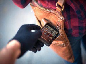 *دستگیری موبایل قاپان موتورسوار در محدوده میدان امام حسین (ع)