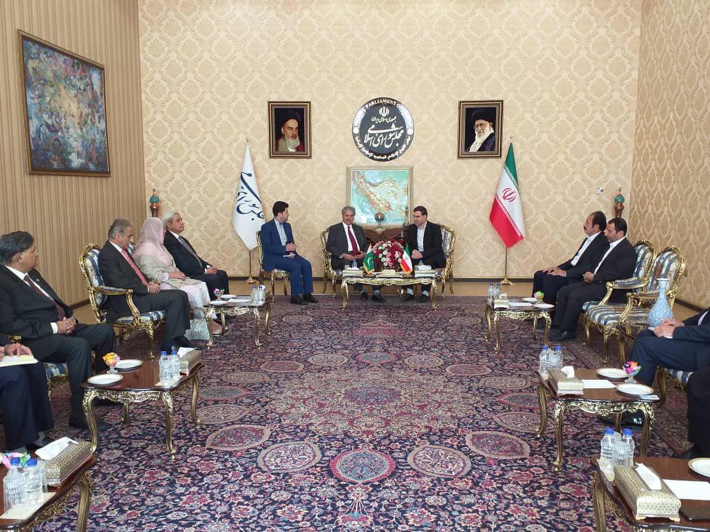 عینی//راهاندازی خط لوله انتقال گاز ایران به پاکستان، گام مهمی برای تعمیق روابط دو کشور محسوب میشود