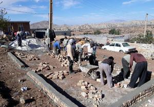 مناطق زلزله زده مشکلی در تامین سیمان ندارند