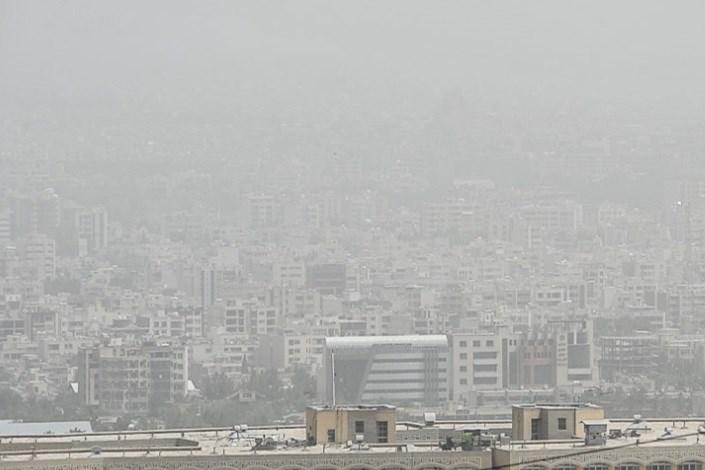 کمیته اضطرار آلودگی هوای تهران فردا صبح تشکیل جلسه میدهد