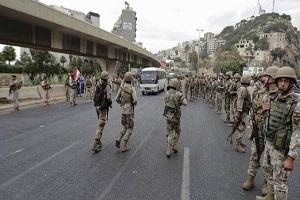 بازداشت یک فرد در لبنان به اتهام انجام اقدامات تحریکآمیز