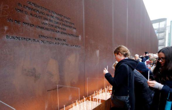 سی سال از سقوط دیوار برلین گذشت+تصاویر