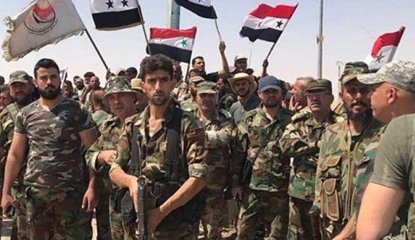 آزادسازی یک روستا در استان «حسکه» سوریه