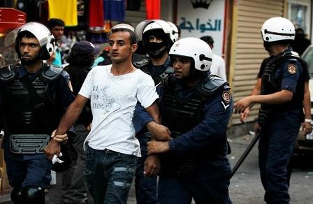 رژیم آل خلیفه چند بحرینی را به بهانه امنیتی بازداشت کرد