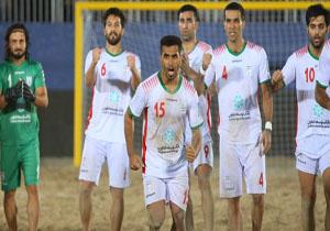 باشگاه خبرنگاران -خلاصه فوتبال ساحلی ایران و اسپانیا در ۱۸ آبان ۹۸ + فیلم