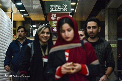 شب اول جشنواره فیلم کوتاه تهران