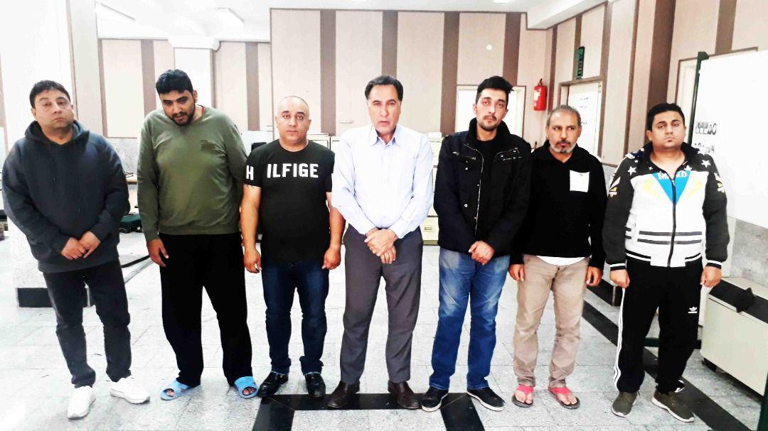 7 چهره از مردان مخوف پایتخت