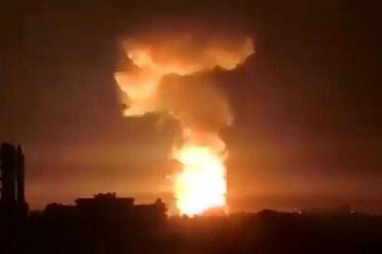 حلب سوریه هدف حملات راکتی تروریستها قرار گرفت