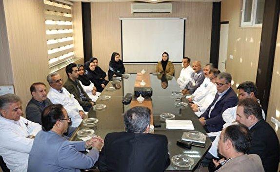 باشگاه خبرنگاران -برگزاری مراسم روز رادیولوژی در مهاباد