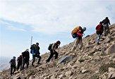 باشگاه خبرنگاران -جمعی از کوهنوردان به ارتفاعات بانکول ایوان صعود کردند