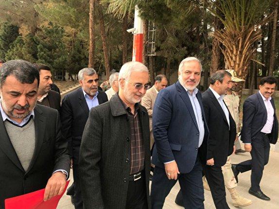 باشگاه خبرنگاران - دبیرکل ستاد هماهنگی مبارزه با مواد مخدر وارد زاهدان شد