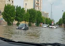 ثبت بیشترین بارندگی در کیش و بندرعباس