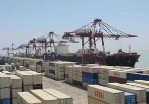 افزایش ۲۶ درصدی بارگیری کالای کانتینری صادراتی در بندر امام خمینی (ره)