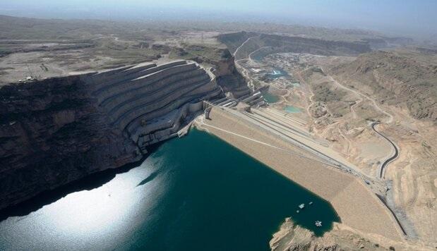 حجم خالی سدهای خوزستان بیش از ۹ میلیارد مترمکعب است