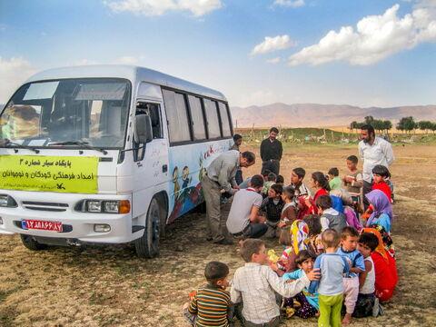 اجرای طرح «امداد فرهنگی» در روستاهای زلزلهزده شهرستان میانه