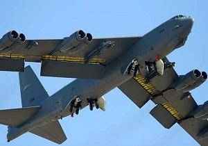 بمبافکنهای بی-۵۲ آمریکا خاک اروپا را ترک کردند