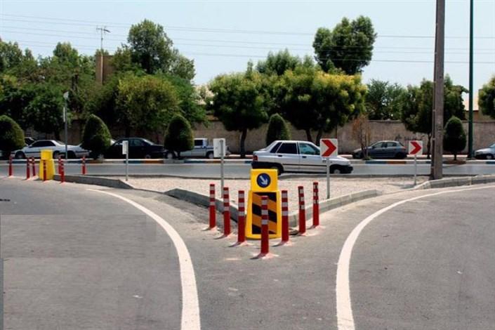 اجرای طرح اصلاح آموزش ترافیکی در مدارس شیراز