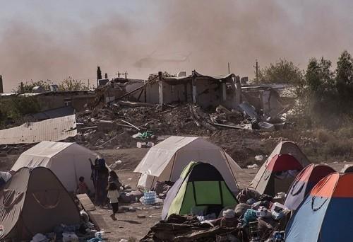 هیچ خانوار بدون برق در مناطق زلزلهزده وجود ندارد