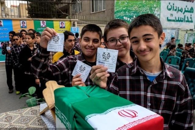 رقابت بیش از ۴ هزار دانشآموز تهرانی در انتخابات شهردار مدرسه