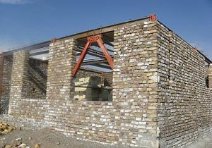 پیشرفت ۹۶ درصدی عملیات تعمیر منازل سیل زده خوزستان