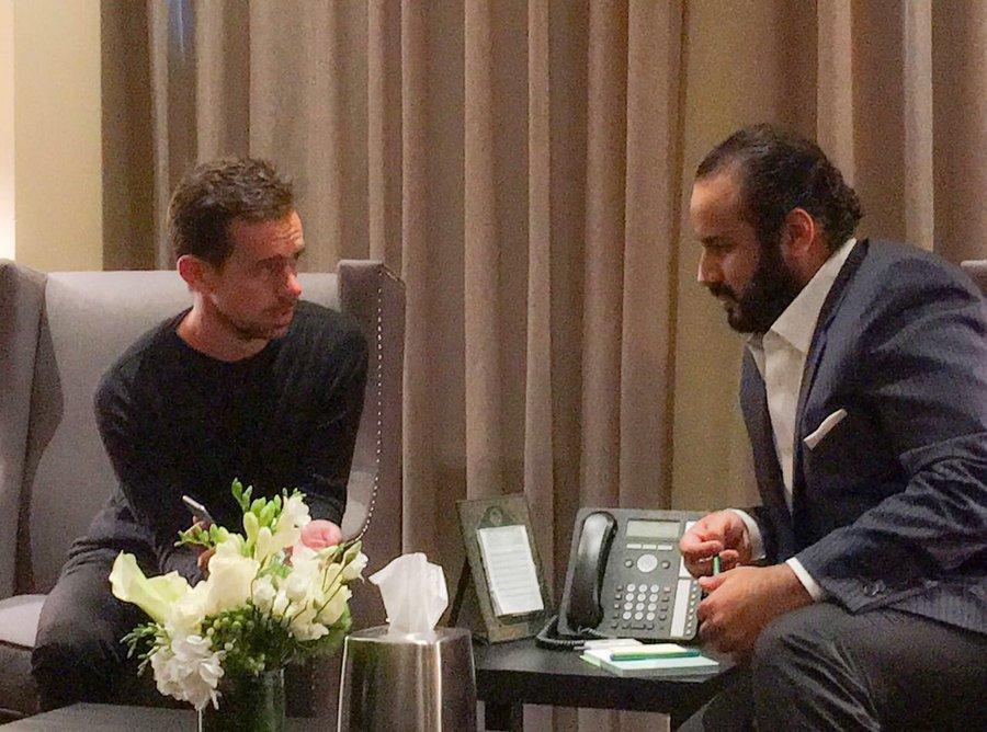 افشای دیدار بن سلمان با مدیر اجرایی توئیتر با هدف جاسوسی از مخالفانش