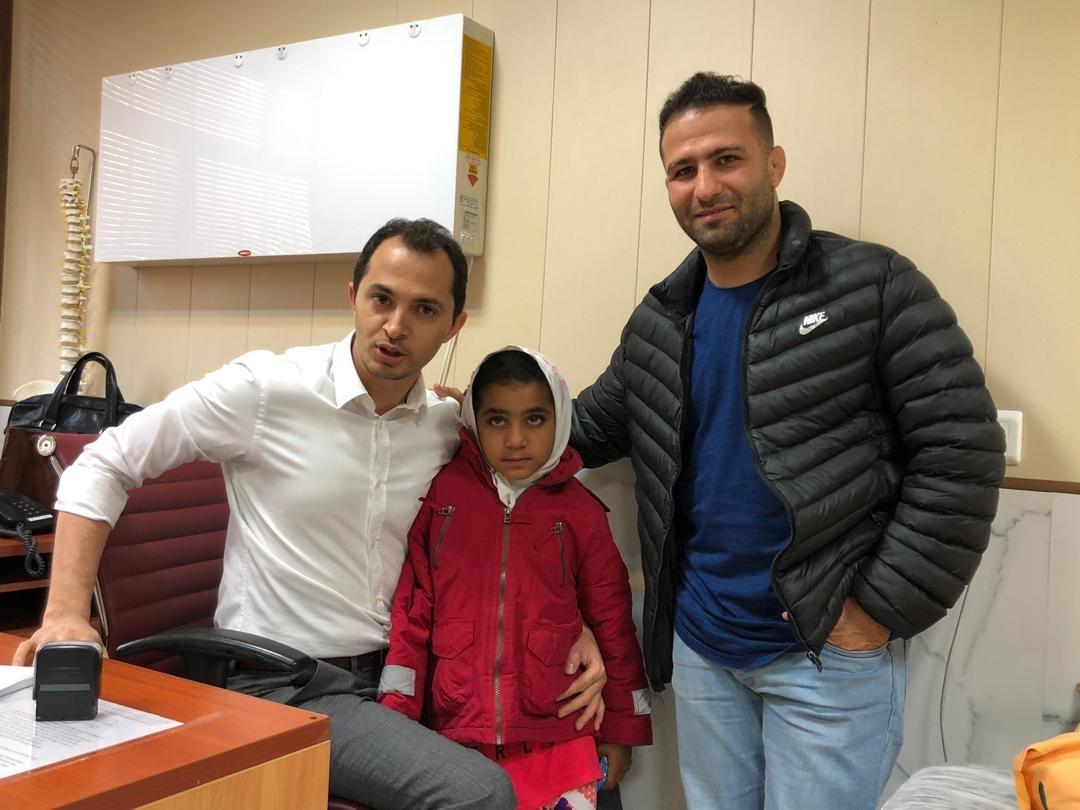 پیگیری روند درمانِ کودکی که دستش طعمه «گاندو» شد