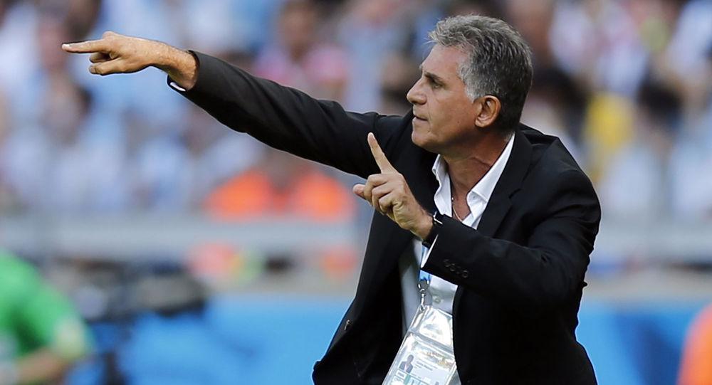 تغییر موضع رئیس فدراسیون فوتبال نسبت به کی روش