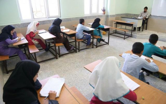 آمار هولناک از خطر ریزش کلاسهای درس روى سر دانشآموزان