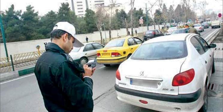 جریمه ۲ میلیون و ۵۸۰ هزار خودرو به خاطر نداشتن معاینه فنی در سال جاری