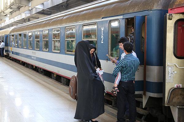 استفاده نکردن مسافران از قطارهای محلی در خراسان رضوی
