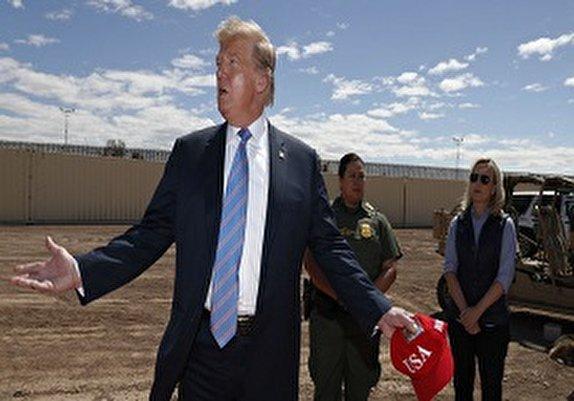 ترامپ موجب گسترش هراس، نفرت و انزجار از مهاجران شده است