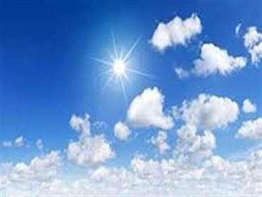 آسمان گیلان تا پایان هفته آفتابی است