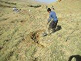 باشگاه خبرنگاران -آغاز اجرای طرحهای منابع طبیعی شهرستان فراهان