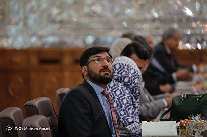 دیدار گروه دوستی پاکستان با علی لاریجانی