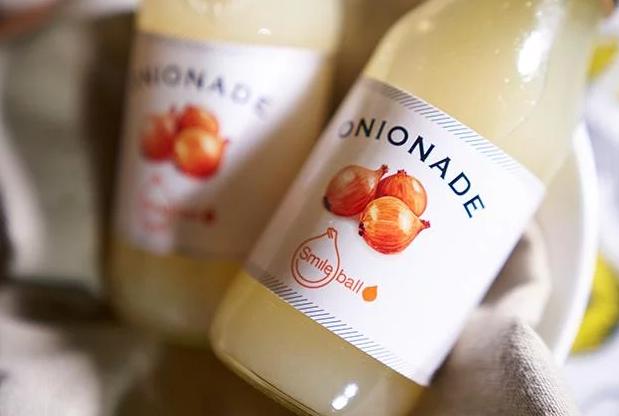 لیموناد با طعم پیاز به زودی در فروشگاه ها+تصویر