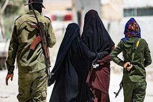باشگاه خبرنگاران -درخواست زنان داعشی فرانسوی برای بازگشت به میهن
