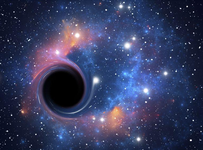 کدام سیارههای منظومه شمسی سیاهچاله هستند؟