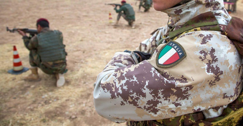 زخمی شدن ۵ نظامی ایتالیایی در انفجار یک بمب دست ساز در عراق