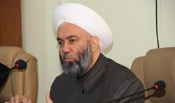 انتقاد شدید از شعار علیه ایران در اعتراضات عراق توسط رئیس علمای اهل سنت عراق + فیلم