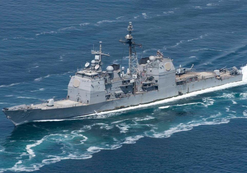 بازسازی نیروی دریایی بحرین به وسیله آمریکا