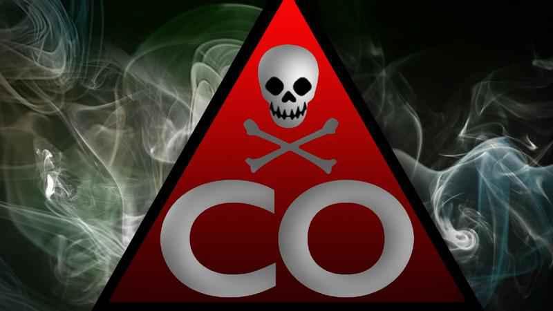 نشانه های مسمومیت با مونوکسید کربن