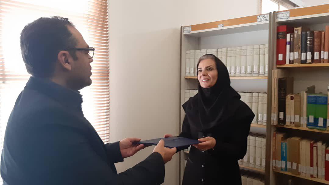 باشگاه خبرنگاران -مدیر جدید موزه رضا عباسی منصوب شد