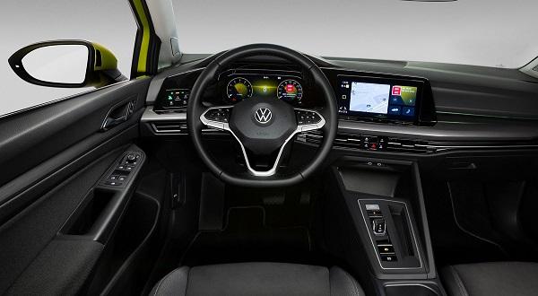انتشار تصاویر رسمی از خودروی گلف  Mk8 فولکسواگن +تصاویر